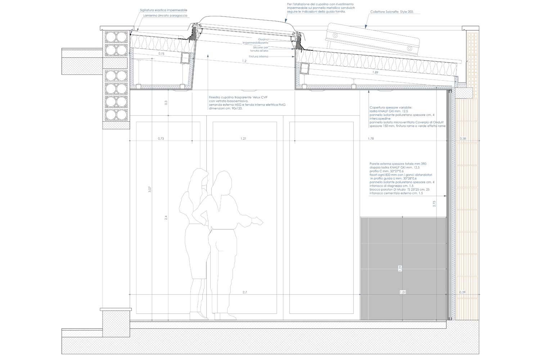 Progetto Appartamento 50 Mq ampliamento di un appartamento | giuseppe d'alessandro